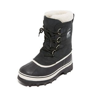 Sorel Black Caribou Boots